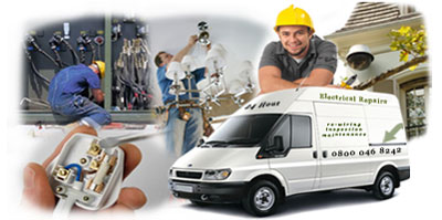 Cardiff electricians